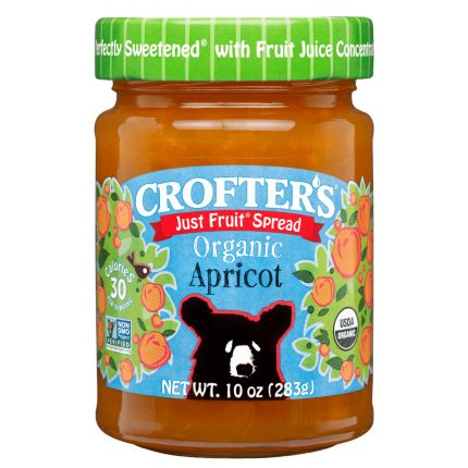 Apricot Just Fruit Spread