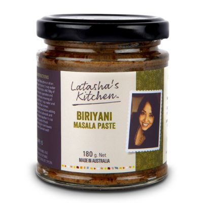 Biriyani Masala Paste (Med-Hot)