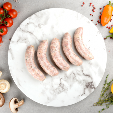 Chicken Farmhouse Sausage - Gluten _ Preservative Free