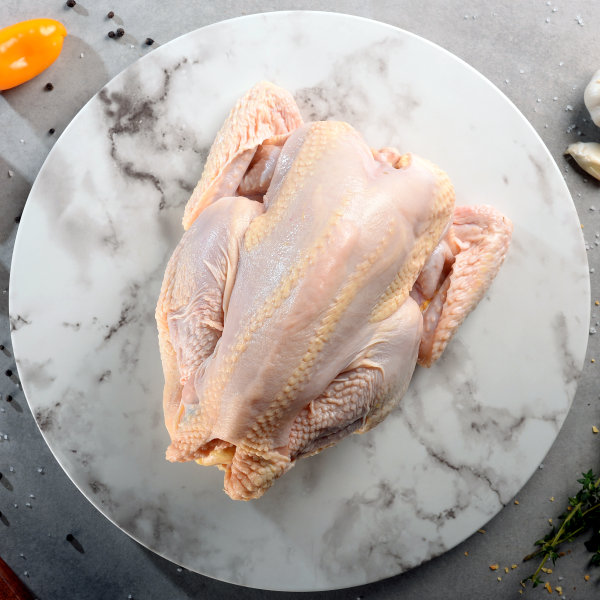 Whole Chicken (No Antibiotic Residues)