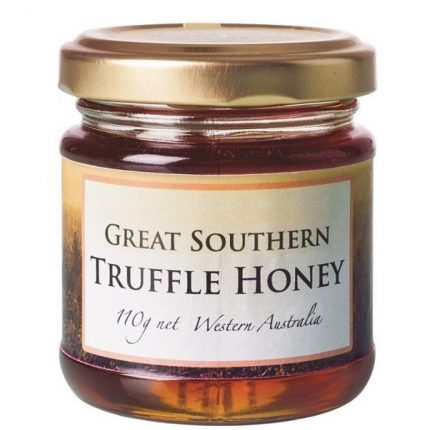 Great Southern Organic Truffle Honey Front