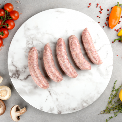 Irish Pork Sausage
