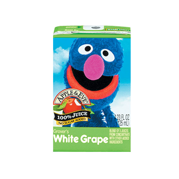 Sesame Street - Grover's White Grapes