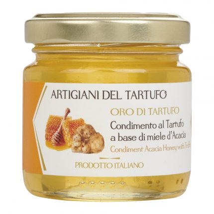 Artigiani Del Tartufo Acacia Honey With White Truffle