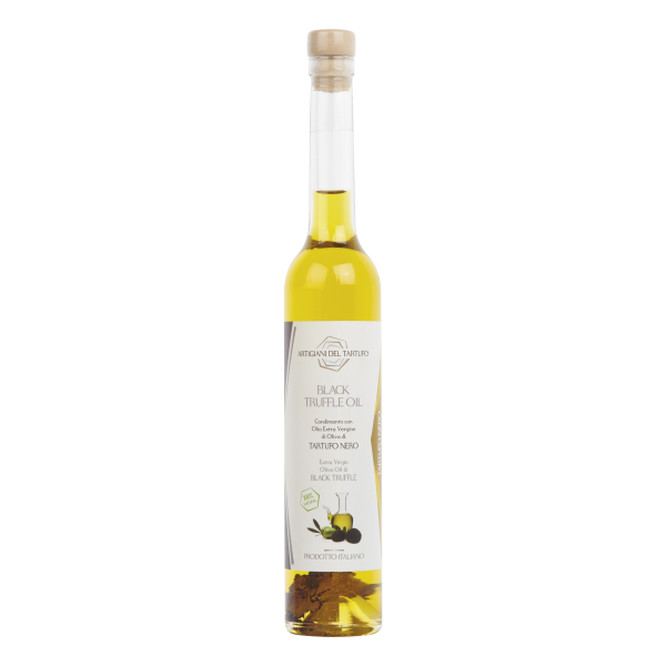 Artigiani Del Tartufo Extra Virgin Olive Oil With Black Truffle