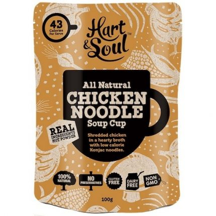 Hart & Soul All Natural Chicken Noodle Soup Sachet