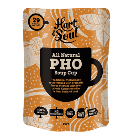 Hart & Soul All Natural Pho Soup Sachet