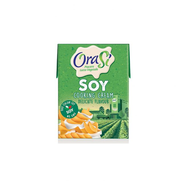 Soy Cooking Cream