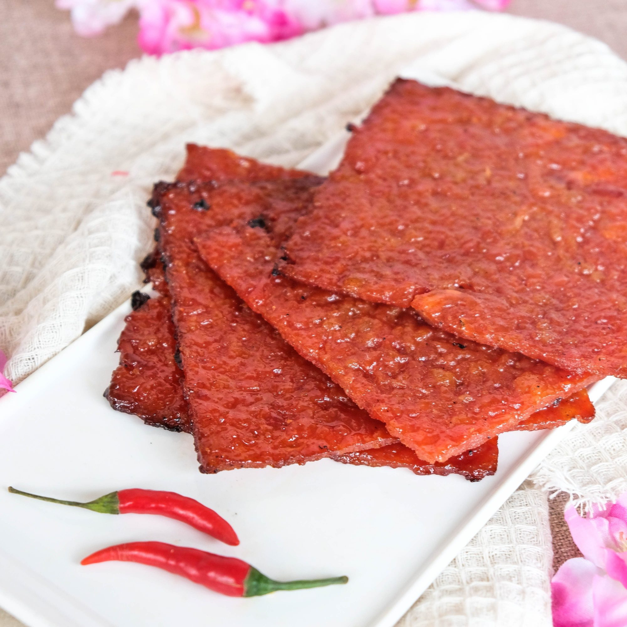 Ryan's Spicy Bak Kwa