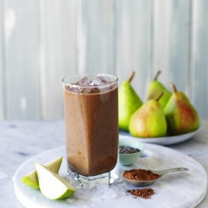 Orasi Pears & Chocolate Smoothie