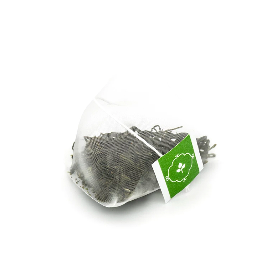 Jade Mist Green Tea - Pyramid Infusers (Box)
