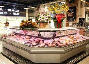 Ryan's Grocery's first overseas flagship store in Ho Chi Minh City