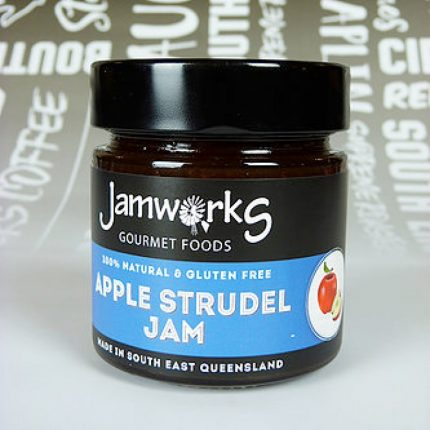Jamworks Apple Strudel Jam 300g