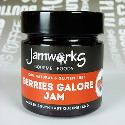 Jamworks Berries Galore Jam 300g