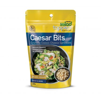 Belladotti Salad Toppers Caesar Bits Classic Cheese Sprinkles