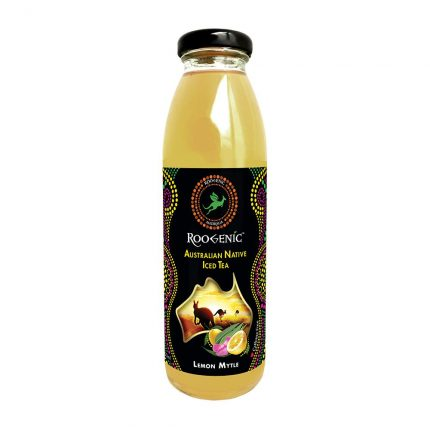 Roogenic Native Lemon Myrtle Iced Tea 250ml