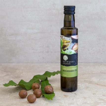 Nutworks Macadamia Oil 250ml