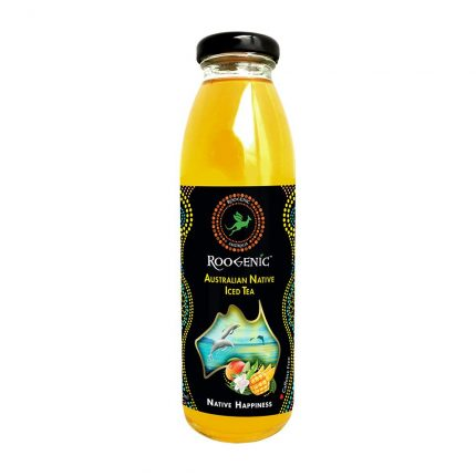 Roogenic Native Happiness Iced Tea 350ml