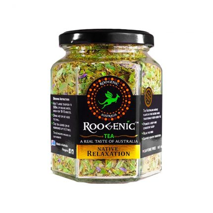 Roogenic Native Relaxation Tea (Loose Leaf Jar)