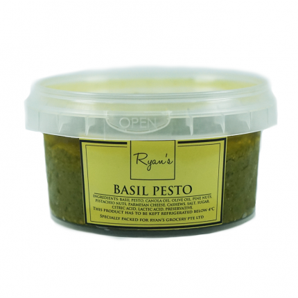 Ryan's Basil Pesto