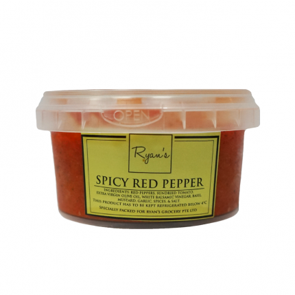 Ryan's Spicy Red Pepper Dip with Basil