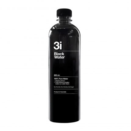 31 Black Water 600ml