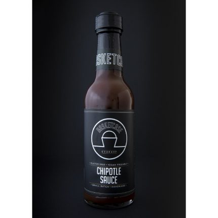 Basket Case - Chipotle Sauce 250ml Front