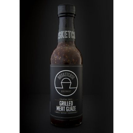 Basket Case - Grilled Meat Glaze 250ml Front