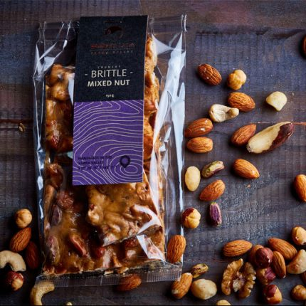 Fudge By Rich Mixed Nut Brittle