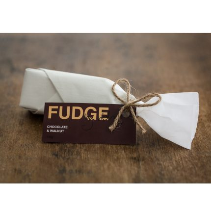Fudge by Rich Chocolate and Walnut 110g