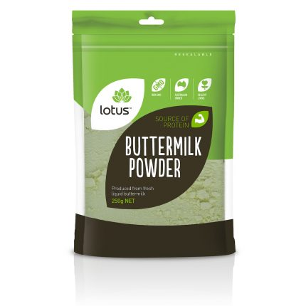 Lotus Buttermilk Powder 250g