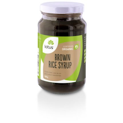 Lotus Organic Brown Rice Syrup 500g