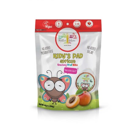 Mother Nature Kid'y Pads - Apricot 150g Front