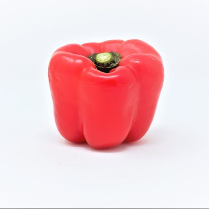 Organic Red Bell Peppers (Red Capsicum) - Spain