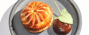 Famous Beef and Port Pie
