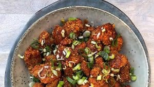 Popcorn Chicken with Basketcase Gourments