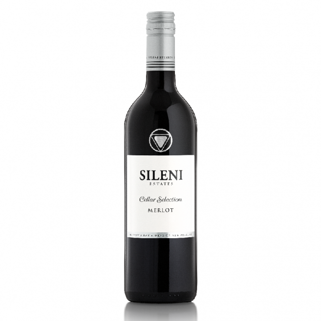Sileni Cellar Selection Merlot 2017