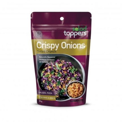 Belladotti Salad Toppers Crispy Onion Crunch Front