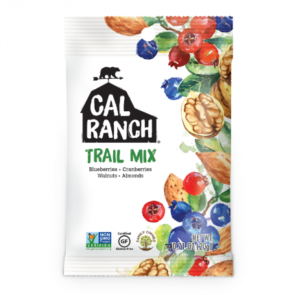 Cal Ranch Trail Mix 20g Front
