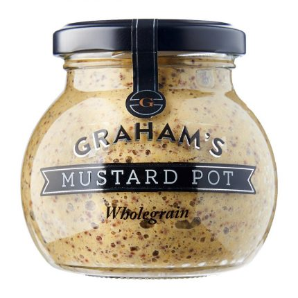 Graham's Wholegrain Mustard Front