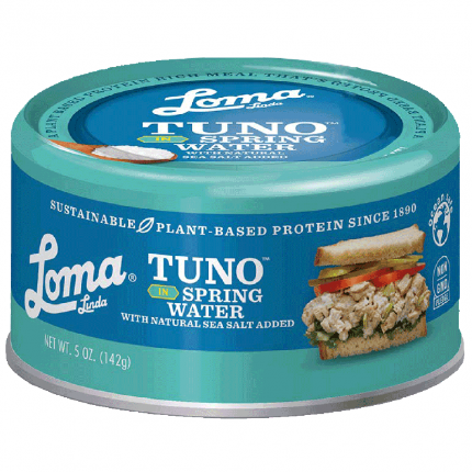 Loma Linda Tuna in Spring Water Front