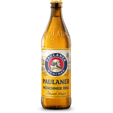 Paulaner Munich Hell Style Lager