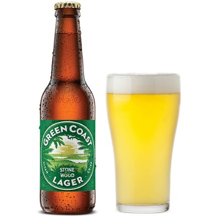 Stone & Wood Green Coast Lager Front