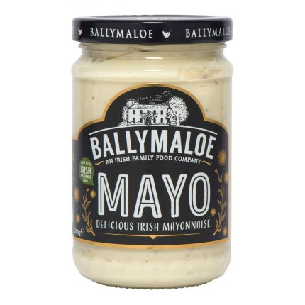 Ballymaloe Irish Mayonnaise (Glass Jar) 240g Front