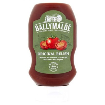 Ballymaloe Smooth Original Relish 525g Front
