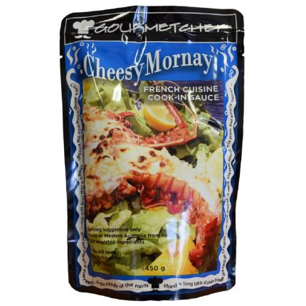 Gourmet Chef Chessy Mornay Sauce 450g Front