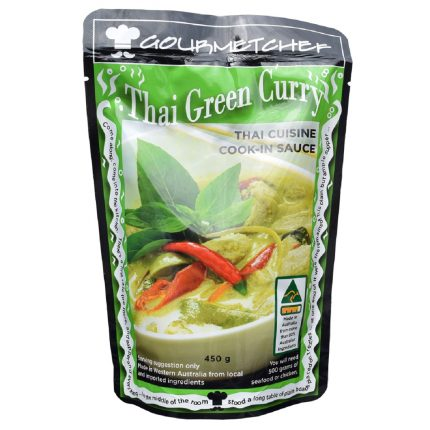 Gourmet Chef Thai Green Curry 450g Front