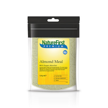 Nature First Almond Meal 125g