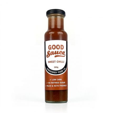 Undivided Food Co Good Sauce Sweet Chilli 270g Front