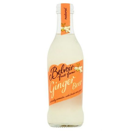 Belvoir Fruit Farms Ginger Beer 250ml